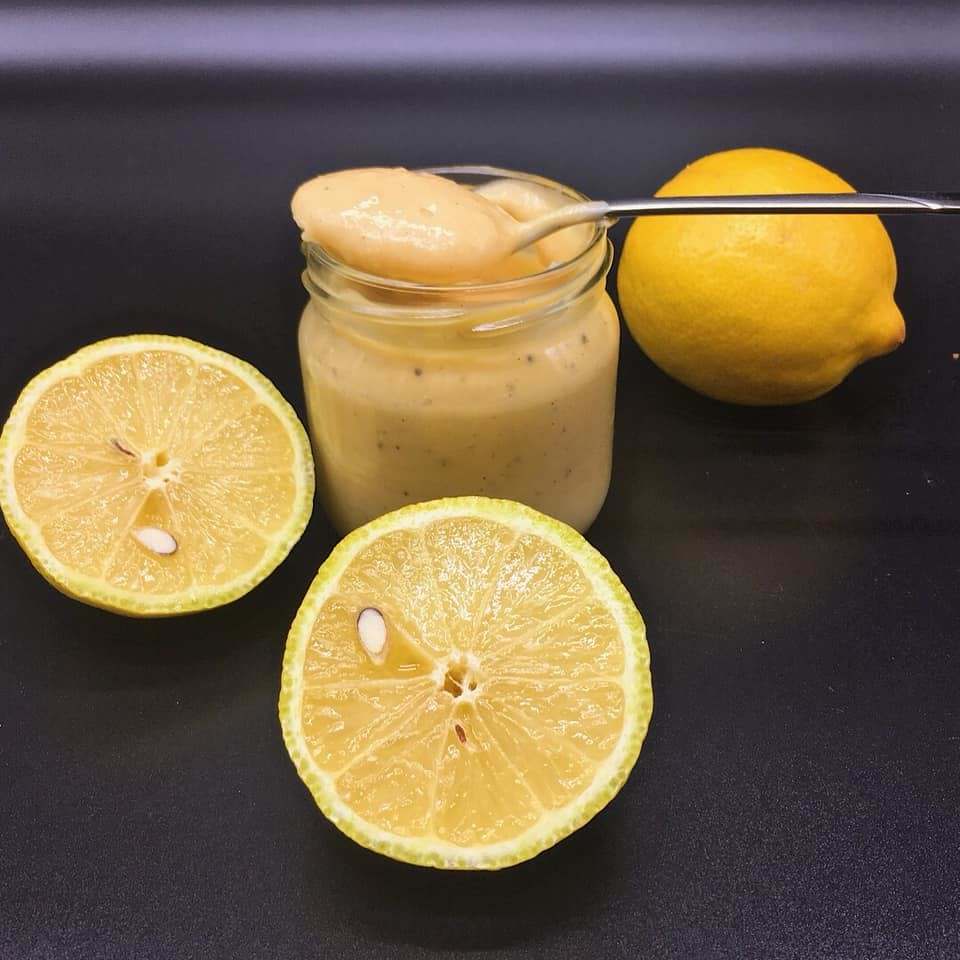 Lemon Curd – Zitronencreme